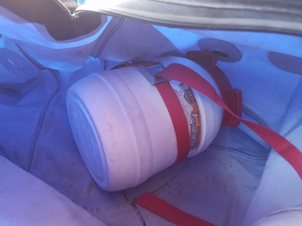 Keg Inside